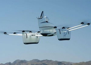 Flying car startup backed by Google founder Larry Page offers test flights