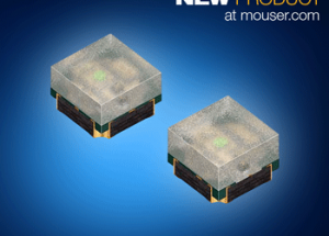 OSRAM DISPLIX E Series LEDs, Now at Mouser, Enable Razor-Sharp, Full-Color Indoor Video Wall Displays