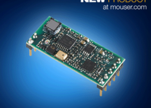 TE Connectivity's AmbiMate Sensor Module MS4 Series, Now at Mouser, Offers Easy Environment Sensor Integration