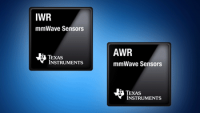 Mouser Electronics Now Stocking Texas Instruments'  Award-Winning mmWave Sensors for Smart Industry and Auto