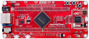 Nuvoton Launches High Performance NuMicro® M480 Series Arm Cortex®-M4 Microcontroller with Secure Boot Function and Hardware Cryptography