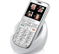 Seniorworld.com unveils easyfone Grand   (India's most friendly phone for Seniors)
