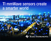 From vehicles to the factory, TI mmWave sensors create a smarter world