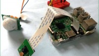 IOT based Raspberry Pi Home Security System with Email Alert