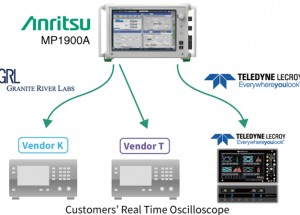 World-First PCI Express Test Solution with Multivendor Oscilloscope Support