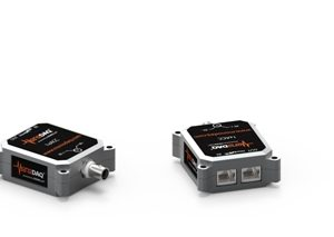 Revolutionary DAQ module facilitates distributed acceleration and vibration measurement saving costs, improving accuracy