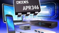 Small-Outline Synchronous Rectification MOSFET Driver for Off-Line Power Adapters from Diodes Incorporated