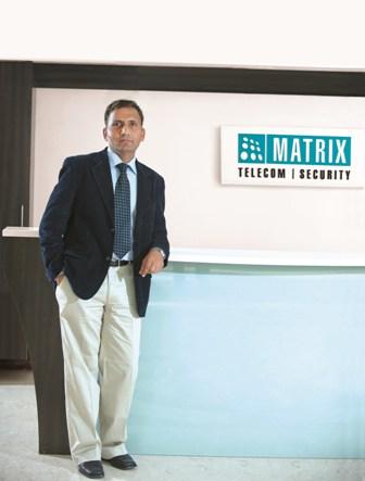 Ganesh Jivani - Matrix Comsec