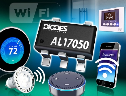 Offline Buck Converter for IoT Applications from  Diodes Incorporated