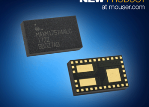 Mouser Now Stocking Maxim's Highly Integrated MAXM17574  DC-DC Step-Down Power Module