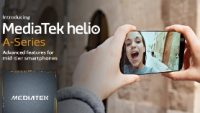 MediaTek Introduces New Helio A Series Chipset Family to Power More Mid-Market Feature-Rich, Affordable Smartphones