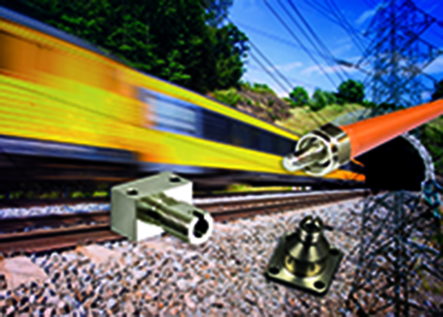 OMC's rugged, reliable Keyed SMA fibre optic connector system now available on all standard SMA diode housing styles