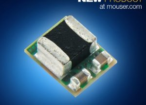 TI's LMZM2360x Step-Down Power Modules, Now at Mouser,  Offer High Efficiency and Industry-Leading Space Savings