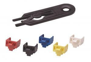 RJ45 block out devices