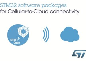 STM32 Cellular-to-Cloud Discovery Packs from STMicroelectronics Reach Distributors, Bringing Easy, Out-of-the-Box IoT Connectivity