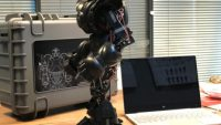 Zeus Battle Robot is Now Shipping