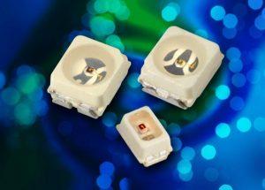 Vishay Automotive Grade Power LEDs Utilize Latest AllnGaP Technology