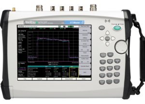 Anritsu Introduces Industry-first PIM Over CRPI Capability  for BTS Master™ Handheld Base Station Analyzers