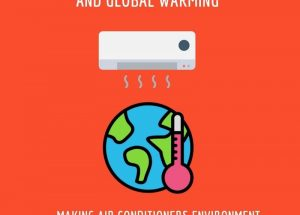 WITH RISING TEMPERATURE AND THE RISING NUMBER OF ACs IS THERE A WAY OUT TO SAVE THE PLANET?