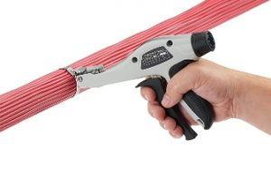 New stainless steel cable tie hand tool from Panduit sets new benchmark for stainless steel tie installation