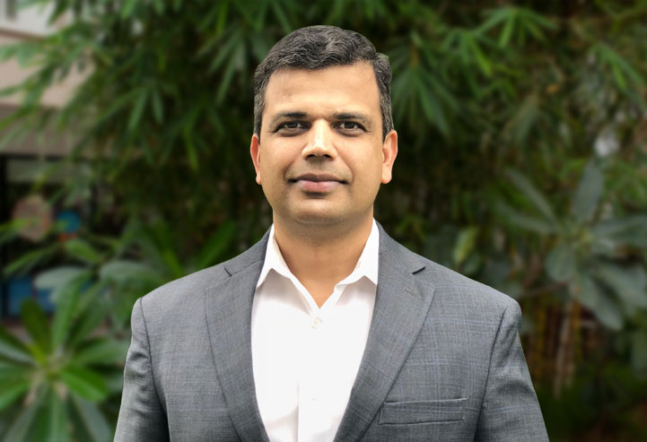 Mihir Kumar, Senior VP and Head, Industrials Business Unit, Sasken
