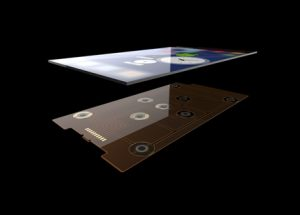 Peratech's force sensitive sensor brings extra functionality to mobile devices