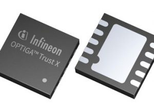 OPTIGA Trust X hardware-based security solution from Infineon Technologies