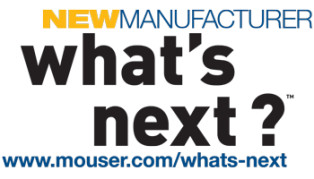 Mouser Electronics and What's Next Sign Global Agreement  to Distribute Colorful MCU Boards for Broad Applications