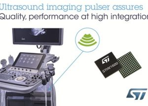 STMicroelectronics Expands Presence in Ultrasound Market with High-   Performance 16-Channel Pulser