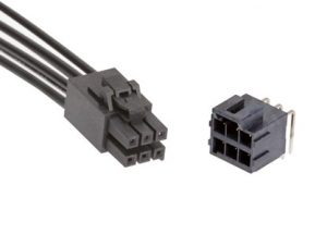 Molex high-density, Ultra-Fit Power Connectors occupy 50% less PCB space, provide up to 14A – now at TTI