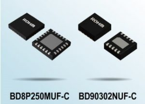 New Automotive-Grade Buck-Boost Power Supply Chipset Ensures Stable Performance with Industry-Low* Current Consumption
