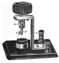 Figure 7. Electrolytic detector.