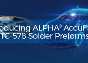 Alpha Introduces AccuFlux™ BTC-578 Preforms