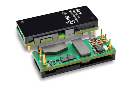Flex Power Modules boosts portfolio for RFPA applications with PKB-D 250W DC-DC converter