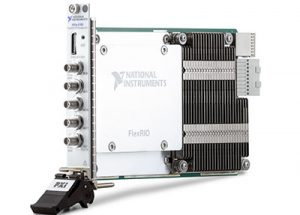 NI Announces New FlexRIO Transceiver for Prototyping and Testing High Bandwidth Radar Systems