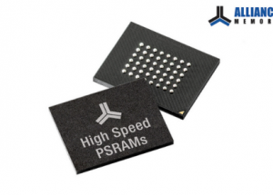 New Alliance Memory 8Mb to 128Mb High-Speed CMOS PSRAMs in 48-Ball and 49-Ball FPBGA Packages