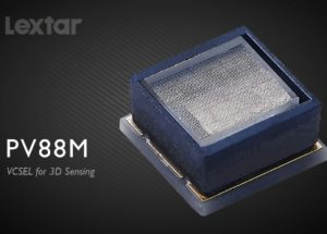 Lextar Launches VCSEL Products for 3D Depth-sensing