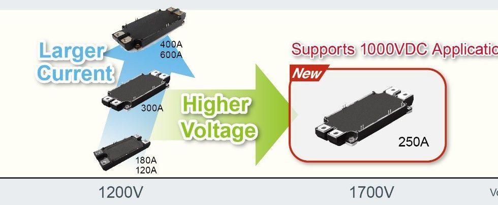 ROHM _ News_Release_2610_ROHM New 1700V SiC Power Module
