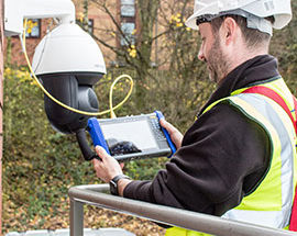 JPR Engineering maximises time and cost effectiveness of CCTV installation