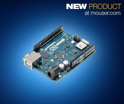 Mouser Electronics Now Shipping New Arduino Uno WiFi Rev 2