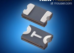 Littelfuse setP Temperature Indicators, Available First from Mouser, Offer Overtemperature Protection to USB Type-C Plugs