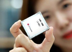 LG Innotek Introduces 'C-V2X Module' based on LTE cellular communication