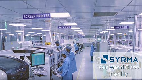 Syrma Technology opens up its new Electronics manufacturing plant at Bawal, Haryana