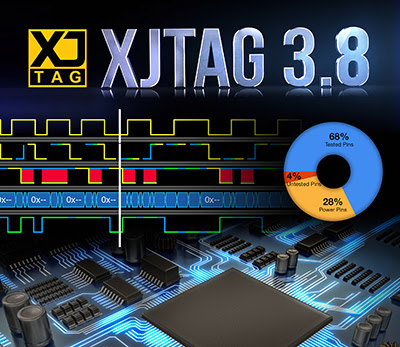 XJTAG announces v3.8 at Electronica 2018 for smarter and faster test development