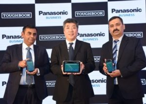 Panasonic Introduces New Range of AndroidTM based Handheld TOUGHBOOK devices for the Modern Mobile Workforce