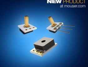 Bourns Precision Sensor Family, Now at Mouser, Delivers Accurate Temp and RH Performance in Demanding Applications