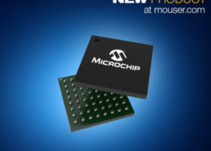 Microchip's SAM R34 SiPs, Now at Mouser, Deliver Low-Power LoRa Solution for Edge Devices