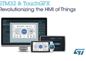 STMicroelectronics Adds High-Quality User-Interface Design Software to Free Development Ecosystem for STM32 Microcontrollers