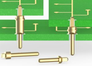Mill-Max Announces New Press-Fit PCB Pins for Plated-through Holes