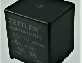 Zettler's AZSR165 in a Hybrid-Solar-Inverter System with Scalable Battery Storage